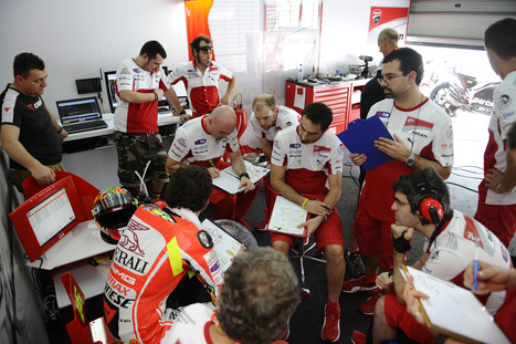 Ductalk.com | Sepang | Test 2, Day 2 | Ducati Corse Press Release | Ductalk Ducati News | Scoop.it