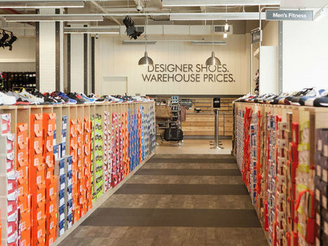 DSW kicks into higher seamless gear | RetailingToday.com | Retail Supply Chain Management | Scoop.it
