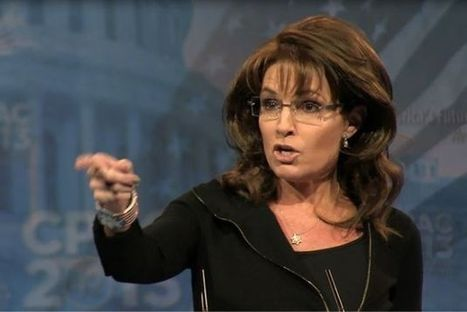 Sarah Palin Comes To The Rescue In Contentious FL GOP Primary Race - The Shark Tank | Restore America | Scoop.it