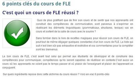 Conseils pour le cours de français. Pauline | Oposición Secundaria ... | Didactique des langues & FLE | Scoop.it