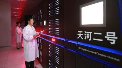 Top500, la Chine conserve sa suprématie dans les superordinateurs - Le Monde Informatique   Marché Informatique   Scoop.it