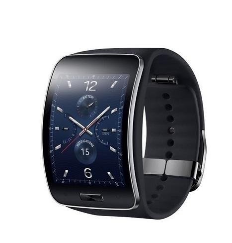 Samsung unveils Gear S 3G Smartwatch; running on Tizen OS | WorldGeek | Scoop.it