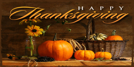 Thanksgiving and Technology - Composed IT | Information Technology | Scoop.it