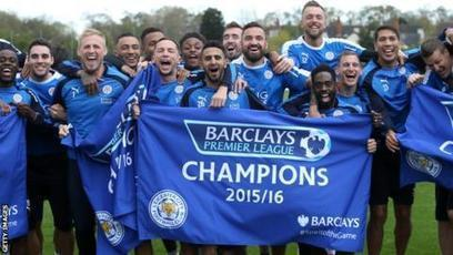 Leicester City: Premier League champions 'could be worth £200m' | Webortash | Scoop.it