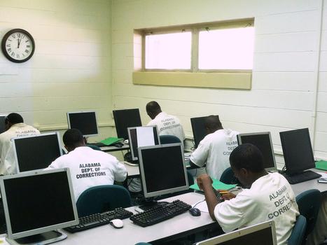 Budget Cuts Threaten A Unique Alabama Prison Education Program - Capital Public Radio News | Personal Learning Network | Scoop.it