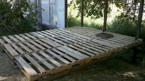 floor | Pallet Construction | Scoop.it