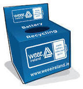 WEEE Ireland Launches Battery Recycling in Abbeyleix | Brendan Palmer on Sustainability | Scoop.it