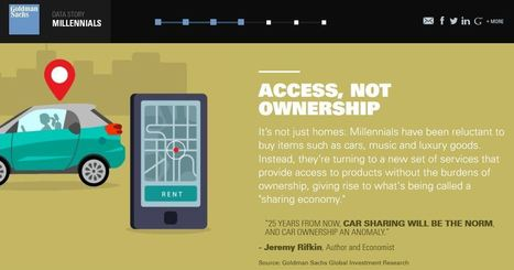 NOwnership, No Problem: Why Millennials Value Experiences Over Owning Things   Digital Natives   Scoop.it