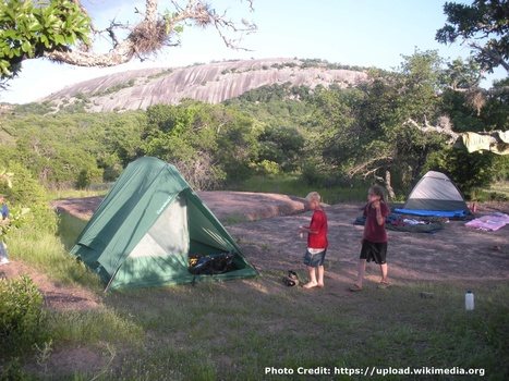 Camping With Kids - Camping Stuff Info | Blue Jean Writer - Monna Ellithorpe | Scoop.it