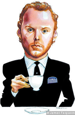 Lunch with the FT: Sean Parker | Inspiring Stories | Scoop.it