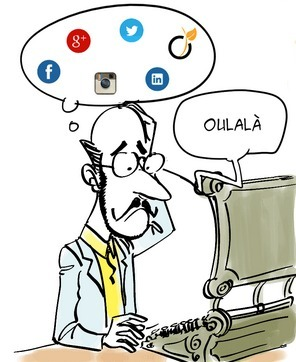 Bonnes pratiques sur les réseaux sociaux (en BD !) | Réseaux sociaux et Curation | Scoop.it