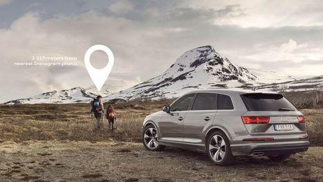 Audi défi les instagramers de partir à l'aventure en Suède | SOCIAL TOURISM web et mobile | Scoop.it
