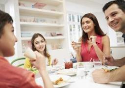 Family dinners may lessen the effects of cyberbulling: study  | Kickin' Kickers | Scoop.it