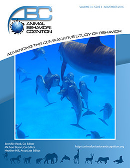 Johnson (2016). Exploring social markets, partner debt, and mimetic currency in dolphins. Animal Behavior and Cognition, 3(4), 224-242 | Biological Markets: the role of partner choice in cooperation and mutualism | Scoop.it