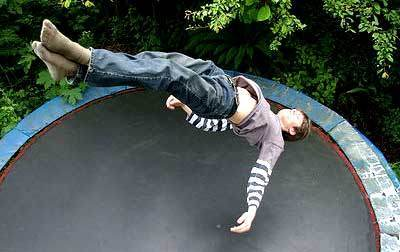 Trampoline Accidents Cause Costly Hospital Visits   Accidents, Recalls and Awareness   Scoop.it