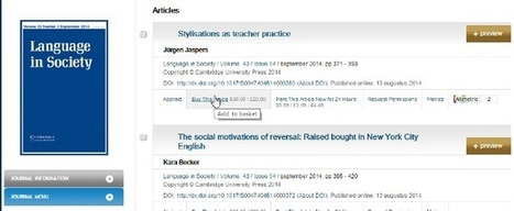The power of free: In search of democratic academic publishing strategies | Peer2Politics | Scoop.it