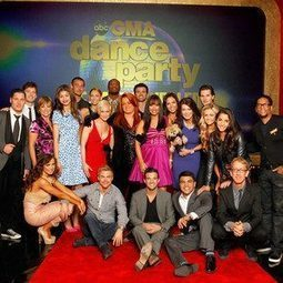 Dancing With the Stars Cast Revealed: Lisa Vanderpump, Aly Raisman, Andy Dick and More Will Compete in Season 16 | Dance TV and Film News | Scoop.it
