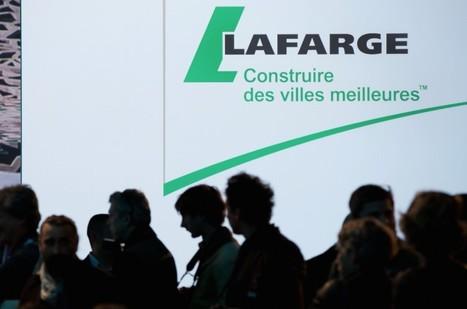 En Syrie, Lafarge se serait «arrangé» avec l'État islamique | great buzzness | Scoop.it