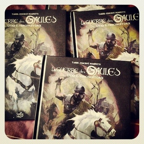 Le tome 2 vient d'arriver ! | • Bande dessinée • Comics book • | Scoop.it