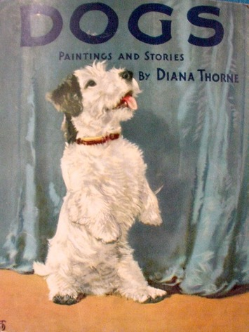Suitable For Framing: Illustrations by Diana Thorne | Collectors' Blog | Antiques & Vintage Collectibles | Scoop.it