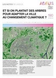 Les Notes de l'ADEUS n°190 : énergie/environnement — Agence de développement et d'urbanisme de l'Agglomération Strasbourgeoise (ADEUS) | Ambiances, Architectures, Urbanités | Scoop.it