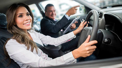 Tips for Test Driving a Car | Car Dealers | Scoop.it