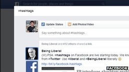 Facebook adds support for hashtags | Social Media Moves | Scoop.it