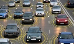 Smart city et voitures connectées dans la même direction - Les-SmartGrids.fr | La Ville , demain ? | Scoop.it
