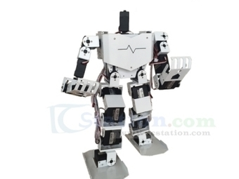 Robo-Soul H3.0-19S 19DOF Dancing Robot DIY Kit Humanoid Robot - Robot - Arduino, 3D Printing, Robotics, Raspberry Pi, Wearable, LED, development boardICStation | Robot & Parts | Scoop.it