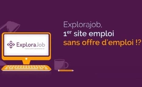 Trouver un emploi (plus) facilement grâce à Explorajob – So... | l'emploi | Scoop.it