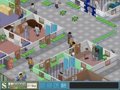 Jouer à Theme Hospital sur Android | Freewares | Scoop.it