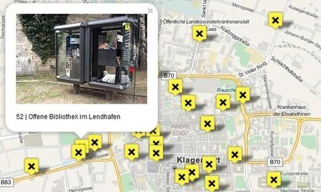 pingeb.org — Eine Stadt wird zur Bibliothek | The use of QR codes | Scoop.it