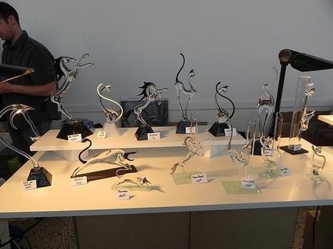 Jean Claude's news » VERRE ET METIERS D'ART | verrier d'art | Scoop.it