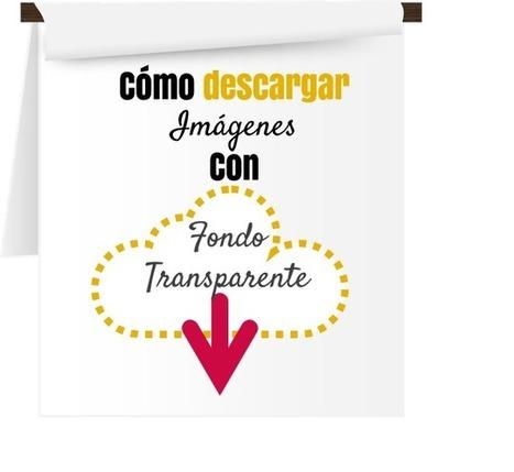 Cómo descargar fotos con fondo transparente en Google | IncluTICs | Scoop.it