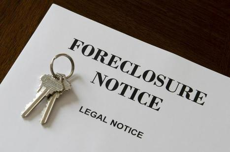 Foreclosures, delinquent mortgages decline | Business News & Finance | Scoop.it