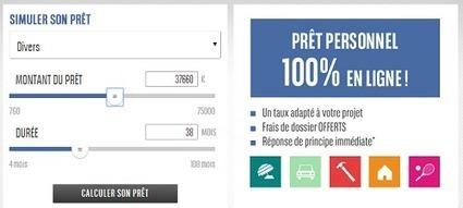 rachat de credit BNP Paribas - simulation en ligne | Rachat de crédits | Scoop.it