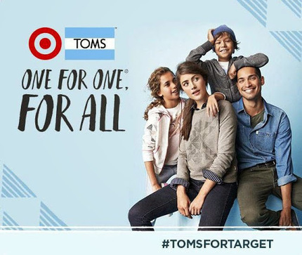 Target coupons TOMS for ALL   Target news   Scoop.it