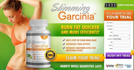 MUST READ !!! Slimming Garcinia Review...Do Not BUY Until Read This!!! | teresad griffin | Scoop.it