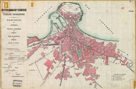 Instituto Geográfico pone a disposición 48.500 mapas antiguos de España   MundoGEO   Technique Histoire Enjeux contemporains   Scoop.it