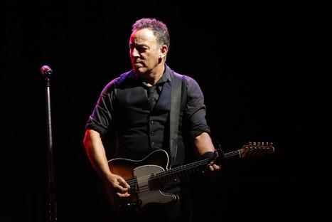Bruce Springsteen To Collaborate With DropkickMurphys - Radio.com News   Bruce Springsteen   Scoop.it