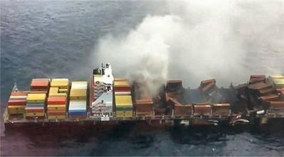 Flaminia. L'association Mor Glaz craint une catastrophe maritime | Toxique, soyons vigilant ! | Scoop.it