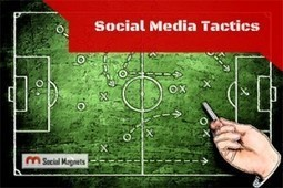 Social Media Tactics of Marketers Across the Web - Social Magnets | Social Media, Social Might | Scoop.it