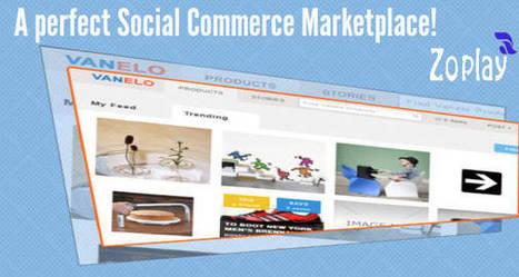 A perfect social e commerce market place portal | Webdesign Templates | Scoop.it