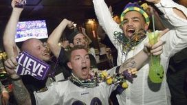 Police say Baltimore fans mostly 'behaving themselves' as they celebrate ... - Fox News | Police Problems and Policy | Scoop.it