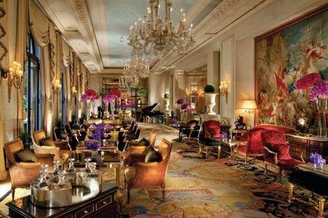 Resto / Le George V élu (à nouveau) meilleur hôtel du monde | Food & chefs | Scoop.it