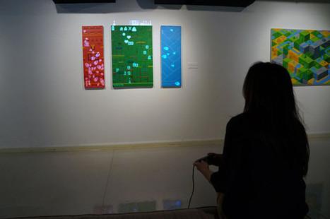 El videojuego se pasa al lienzo con for(){} para mostrarnos su faceta más artística | (I+D)+(i+c): Gamification, Game-Based Learning (GBL) | Scoop.it