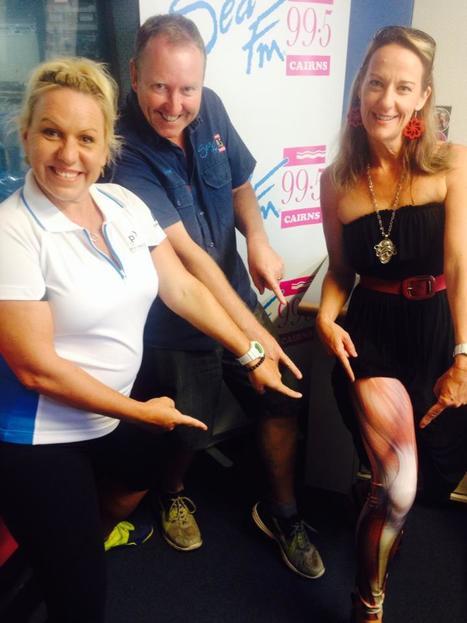99.5 SeaFM Radio learns about Duchenne | 2015 Great Wheelbarrow Race Team Newsletter | Scoop.it