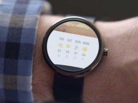 Google Just Unveiled Its Next Big Wearable Computing Platform | Wearable Technlogies | Scoop.it