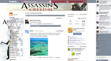 Theme for Facebook - Assassin's Creed 3Templates | Themes for Facebook | Scoop.it