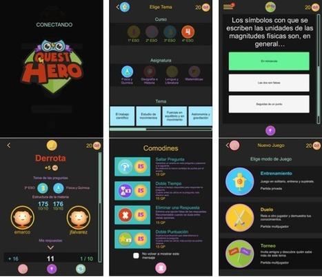6 herramientas para crear murales digitales | tic y mas | EduHerramientas 2.0 | Scoop.it
